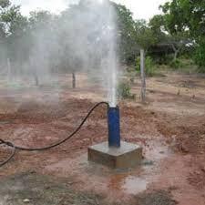 Outorga de água para poço artesiano